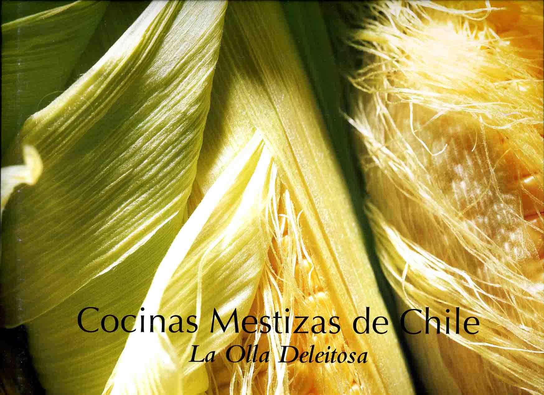 Cocina Chile Cocinas Mestizas de Chile la